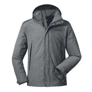 Schöffel Jacket Easy M3 MEL Regenjacke Herren castlerock