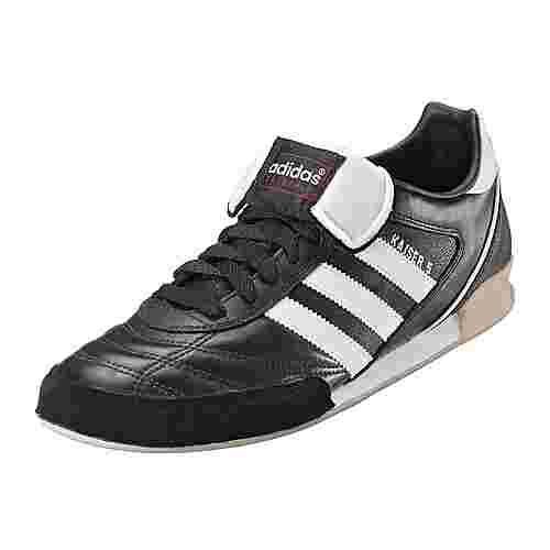 adidas Kaiser 5 IN Fußballschuhe Herren schwarz/weiß