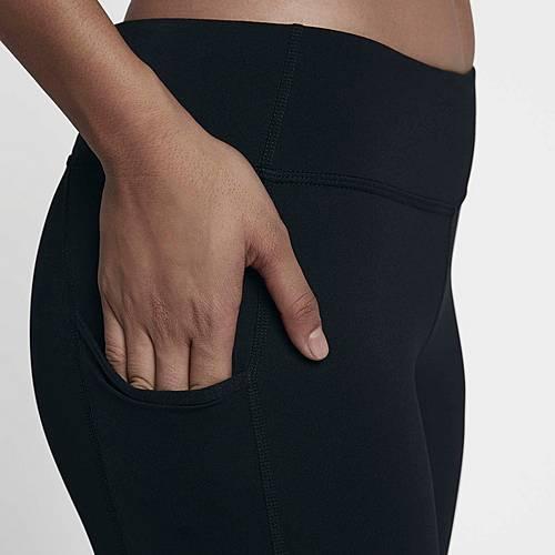 Nike Power Racer Lauftights Damen black black reflective silver im Online Shop von SportScheck kaufen