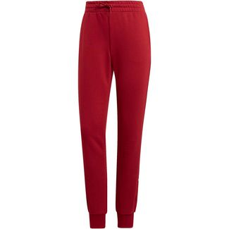 adidas Essentials Linear Sweathose Damen active maroon