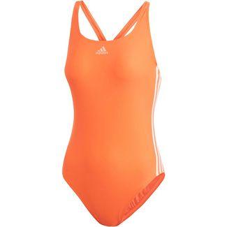 adidas Schwimmanzug Damen hi-res coral