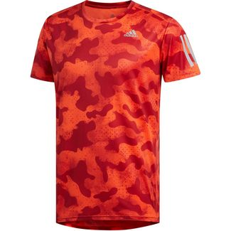 adidas OWN THE RUN Funktionsshirt Herren active-orange