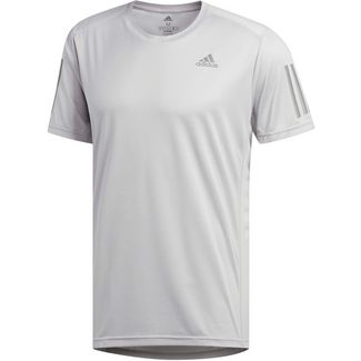 adidas OWN THE RUN Funktionsshirt Herren grey-two