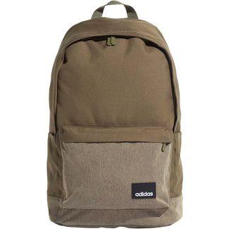 adidas Rucksack LIN CLAS BP Daypack Herren raw khaki