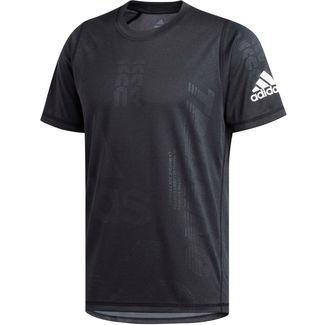 adidas DAILY PRESS Funktionsshirt Herren black
