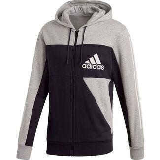 Jacken für Herren von adidas in grau im Online Shop von