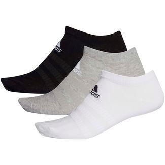 adidas LIGHT LOW 3PP Socken Pack medium grey-heather