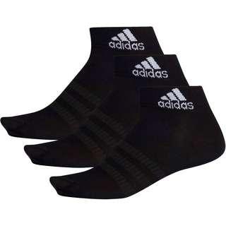 adidas LIGHT ANK 3PP Socken Pack black