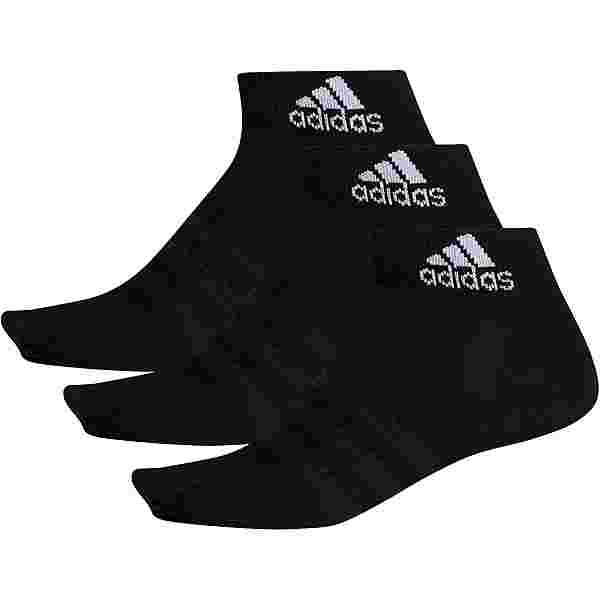 adidas Light Ankle Essentials Socken Pack black