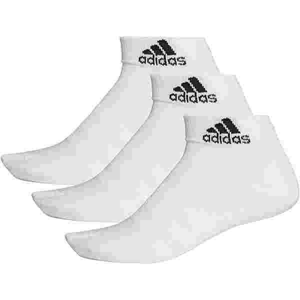 adidas Light Ankle Essentials Socken Pack white