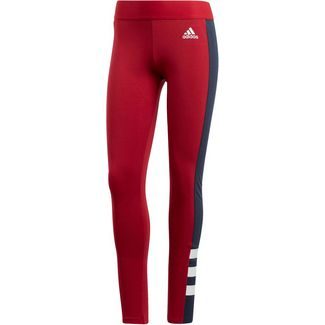 adidas ID Leggings Damen active maroon