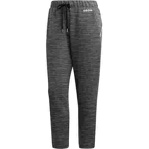 adidas Sweathose Damen dark grey heather