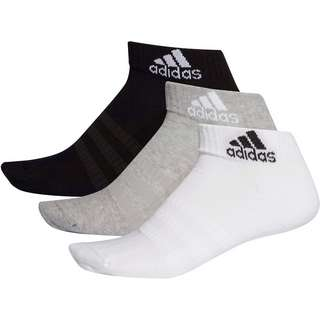 adidas Cushion Ank Sneakersocken Kinder medium grey heather