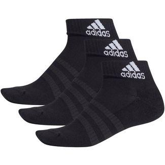 adidas Cushion Ank Sneakersocken Kinder black