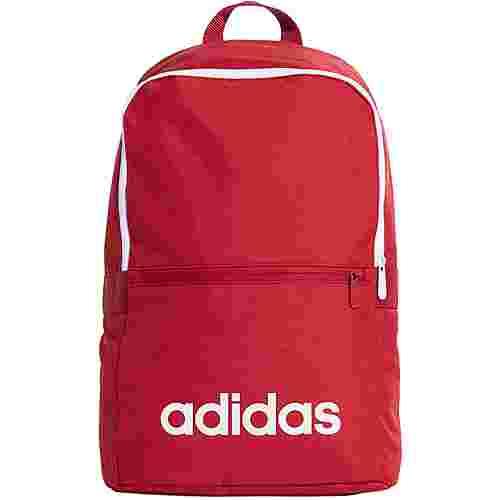 adidas Rucksack Linear Daypack Kinder active-maroon