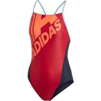 adidas Schwimmanzug Damen active maroon