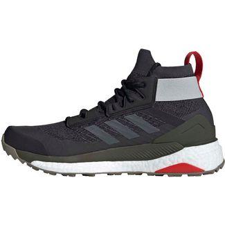 adidas Terrex Free Hiker Wanderschuhe Herren core black