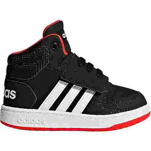 adidas Hoops Sneaker Kinder core-black