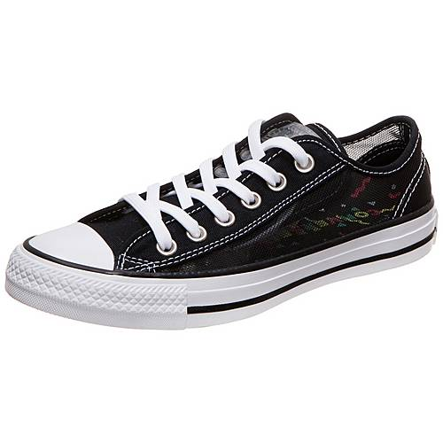 CONVERSE Chuck Taylor All Star Sneaker Damen schwarz / weiß im Online Shop  von SportScheck kaufen