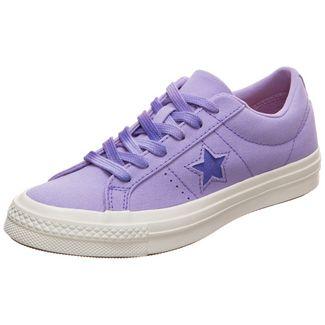 CONVERSE One Star Sneaker Damen flieder / weiß