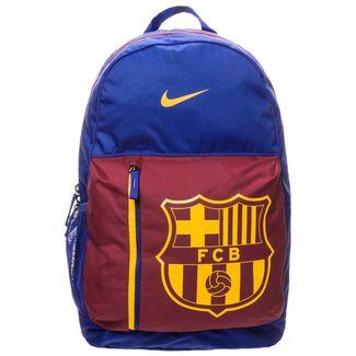 Nike FC Barcelona Stadium Daypack blau / rot