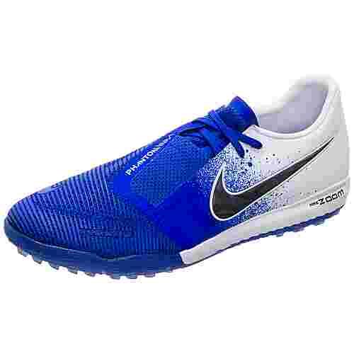 Nike Zoom Phantom Venom Pro Fußballschuhe Herren weiß / blau