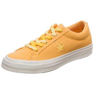 CONVERSE One Star Sneaker Damen gelb / weiß