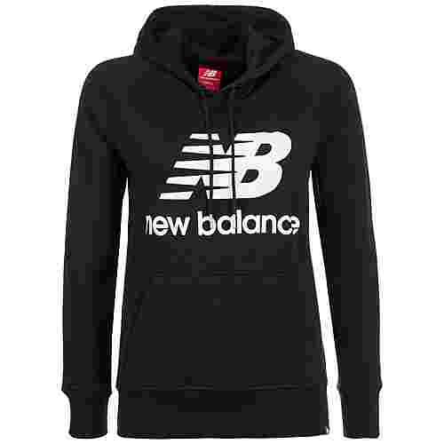 NEW BALANCE Essentials Hoodie Damen schwarz im Online Shop von SportScheck kaufen