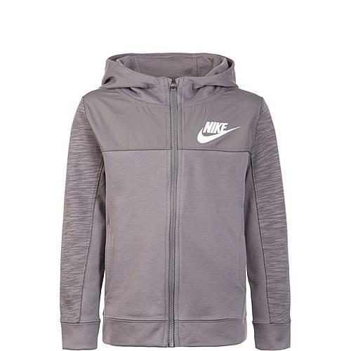 Nike Advance 15 Sweatjacke Jungen flieder weiß im Online Shop von SportScheck kaufen