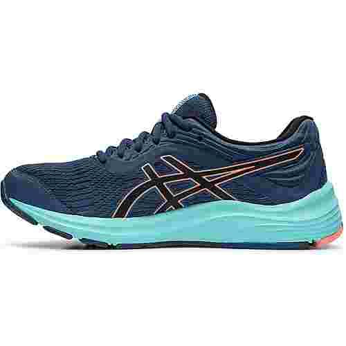 ASICS GEL-PULSE 11 G-TX Laufschuhe Damen mako blue-sun coral im Online Shop  von SportScheck kaufen
