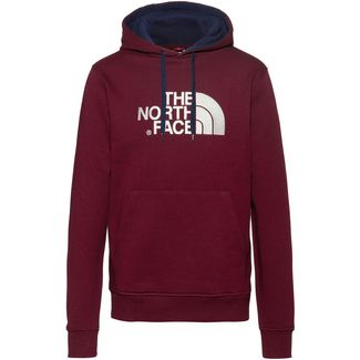 The North Face  Drew Peak PLV HD Hoodie Herren deep garnet red
