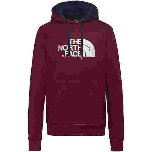 The North Face  Drew Peak PLV HD Hoodie Herren deep garnet red