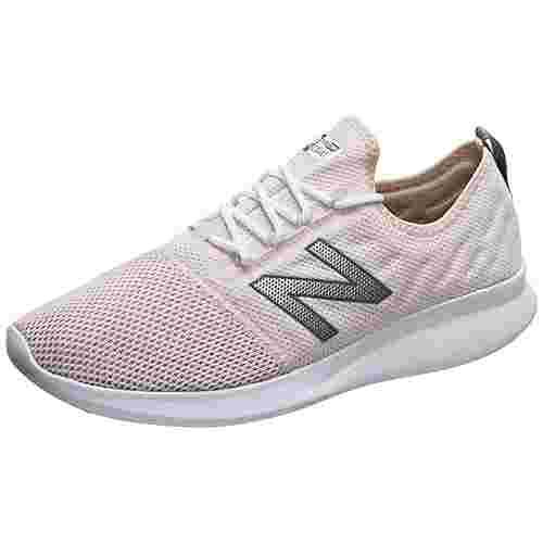 NEW BALANCE FuelCore Coast v4 Laufschuhe Damen rosa / weiß