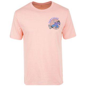 CONVERSE Sly Guy T-Shirt Herren korall