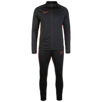 Nike Dry Academy K2 Trainingsanzug Herren schwarz / korall