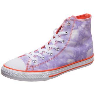 CONVERSE Chuck Taylor All Star Sneaker Kinder lila / orange