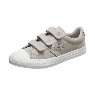 CONVERSE Star Player 3V Sneaker Kinder grau / weiß