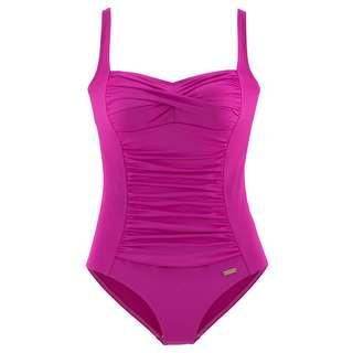 Lascana Badeanzug Damen pink