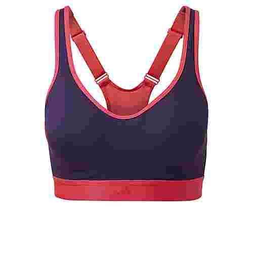 adidas Stronger For It Racer Sport-BH Sport-BH Damen Legend Purple