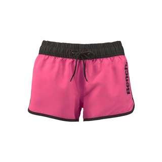 Bench Badeshorts Damen pink