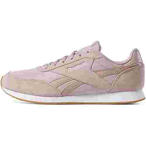 Reebok Royal CL Jogger 2 Sneaker Damen smoky rose-ashen lilac-white