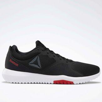 Reebok Flexagon For Fitnessschuhe Herren black-red