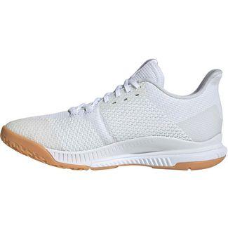 adidas Crazyflight Bounce Fitnessschuhe Damen ftwr white