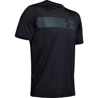 Under Armour Raid Laufshirt Herren black