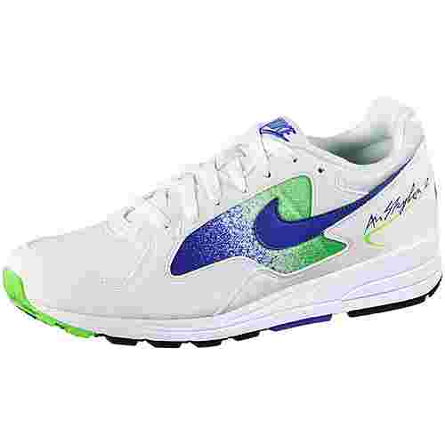 Nike Air Skylon II Sneaker white-hyper royal-green strike-black