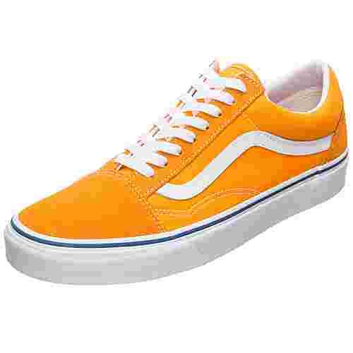 Vans Old Skool Sneaker gelb / weiß
