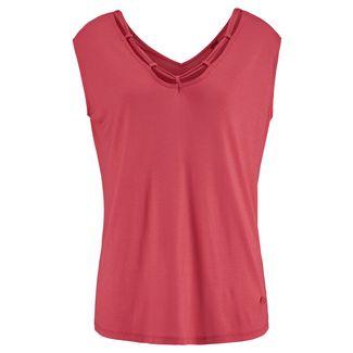 S.OLIVER V-Shirt Damen koralle