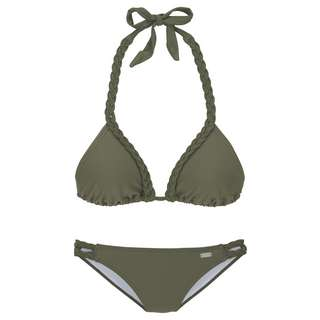 Buffalo Bikini Set Damen oliv