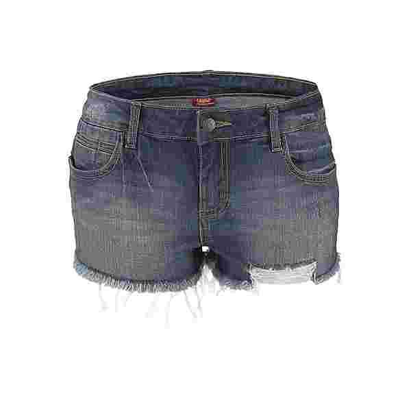 Buffalo Shorts Damen blue-washed