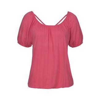 Buffalo T-Shirt Damen koralle